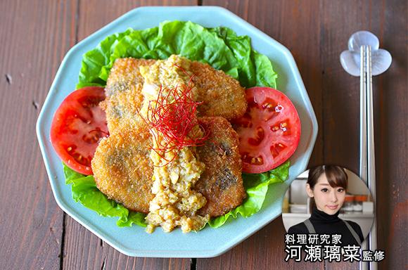 お魚を使ったヘルシー油淋鶏風 料理研究家 河瀬璃菜監修レシピ